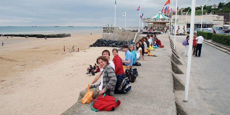 Landing beaches - Harmonie en héritage