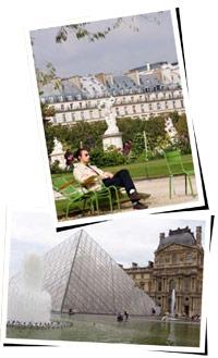 Louvre - Jardin des Tuileries