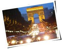 Arc de Triomphe - Champs Elysees