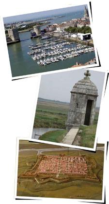 La Rochelle - Brouage