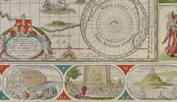 Willem Blaeu map detail