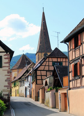 Niedermorschwihr-Alsace