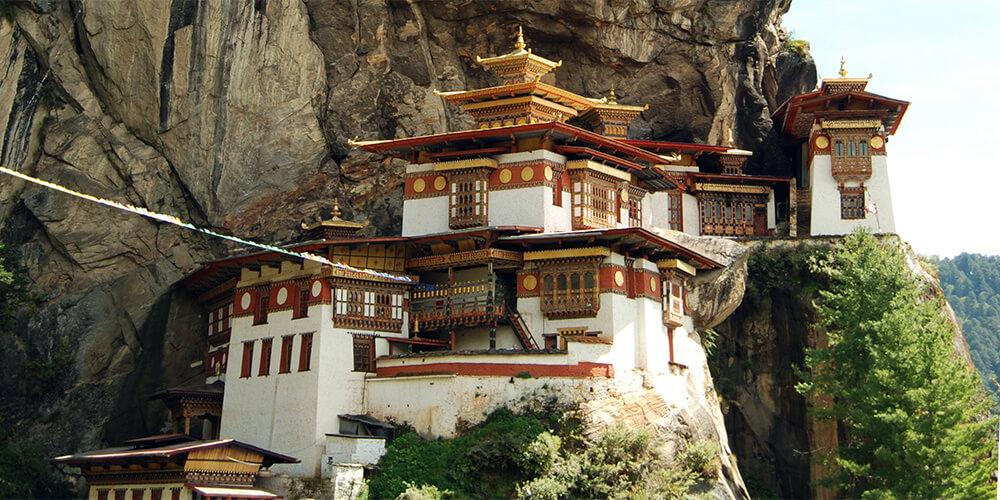 Taksang Monastery (Tiger's Nest)
