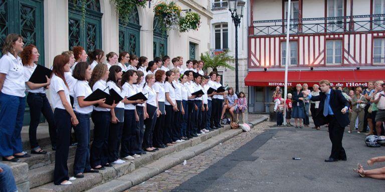Concert Honfleur Harmonie en héritage