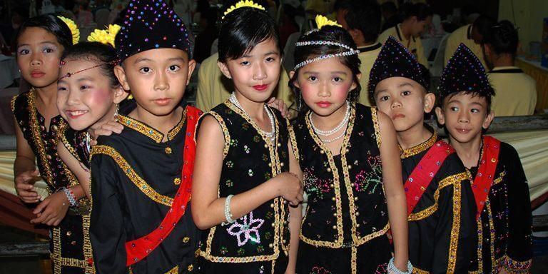 Malay children