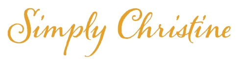logo Simply Christine